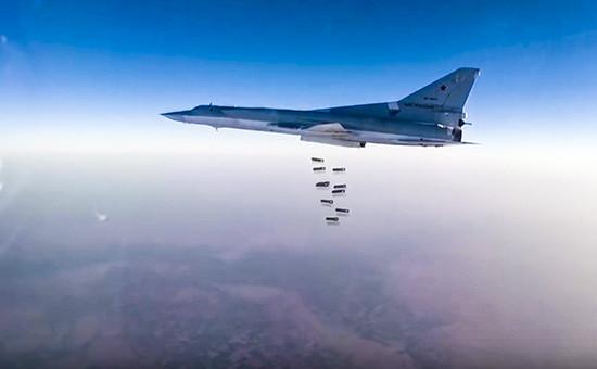 Дальние сверхзвуковые бомбардировщики-ракетоносецы Ту-22 М3