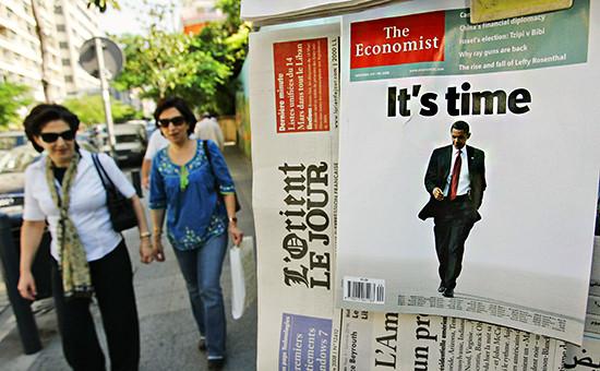 Журнал The Economist