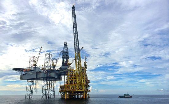 Разработка нефтяного месторождения