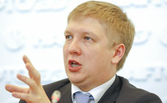 Глава правления «Нафтогаза» Андрей Коболев