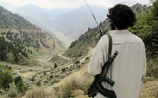 Боевик движения «Талибан»