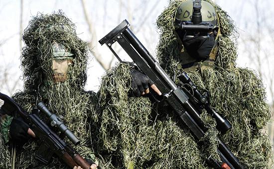 Солдаты «Свободной сирийской армии»