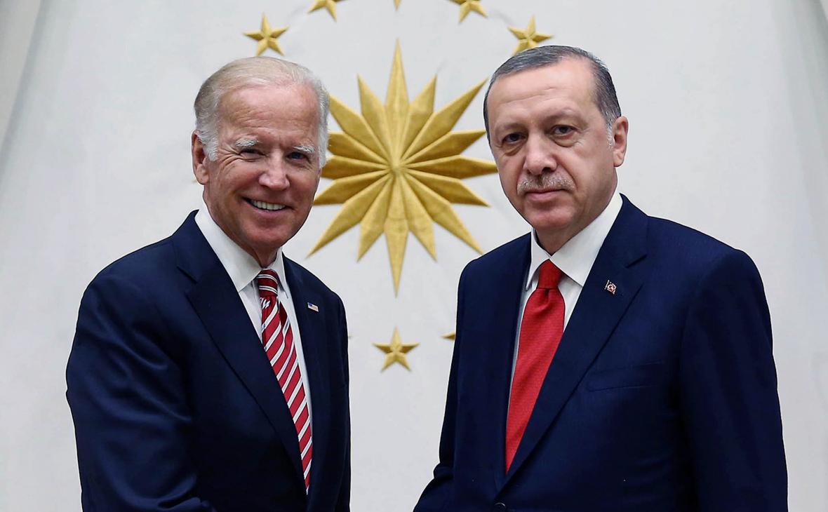 Байден в разговоре с Эрдоганом заявил о намерении признать геноцид армян
