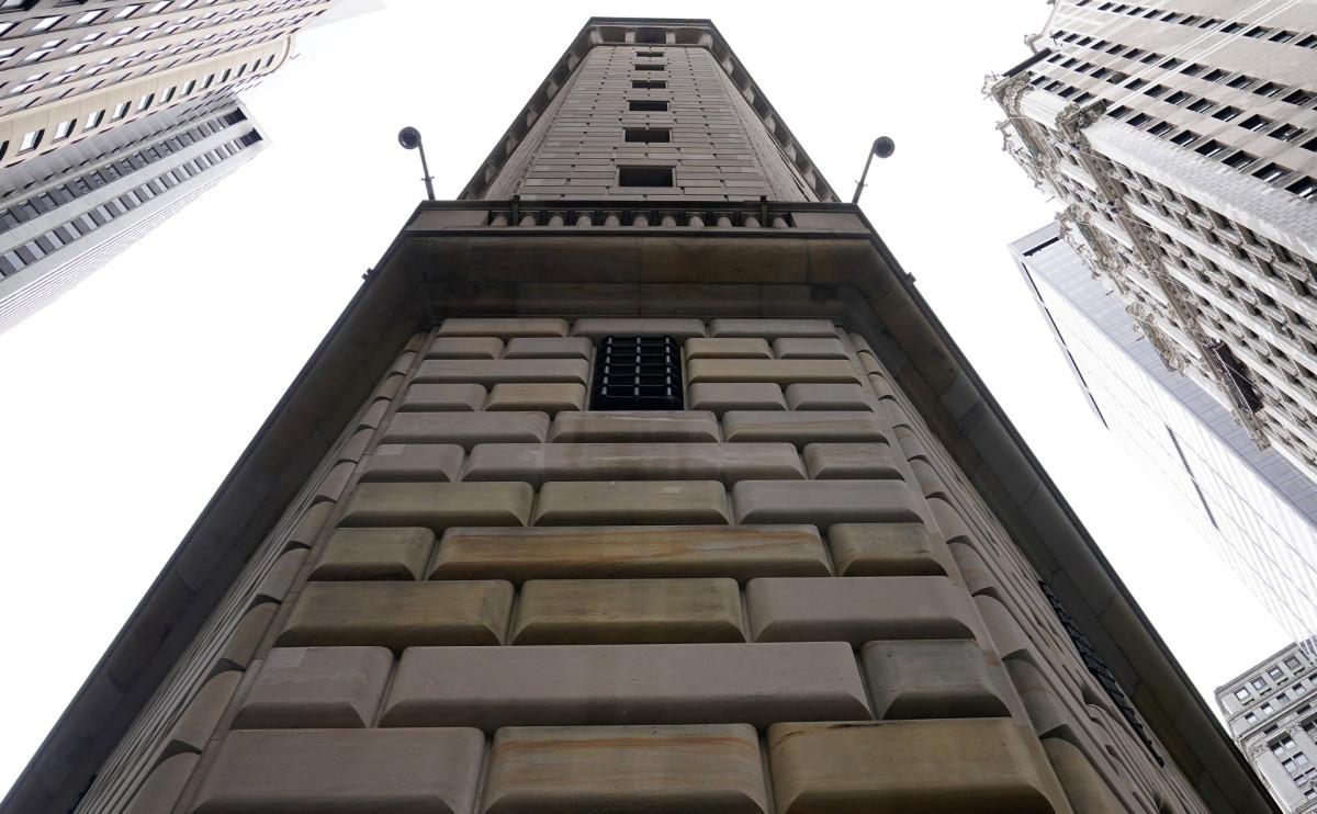 Здание Федерального резервного банка Нью-Йорка