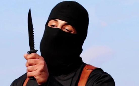 Мохаммед Эмвази попрозвищу Джихади Джон. Архивное фото
