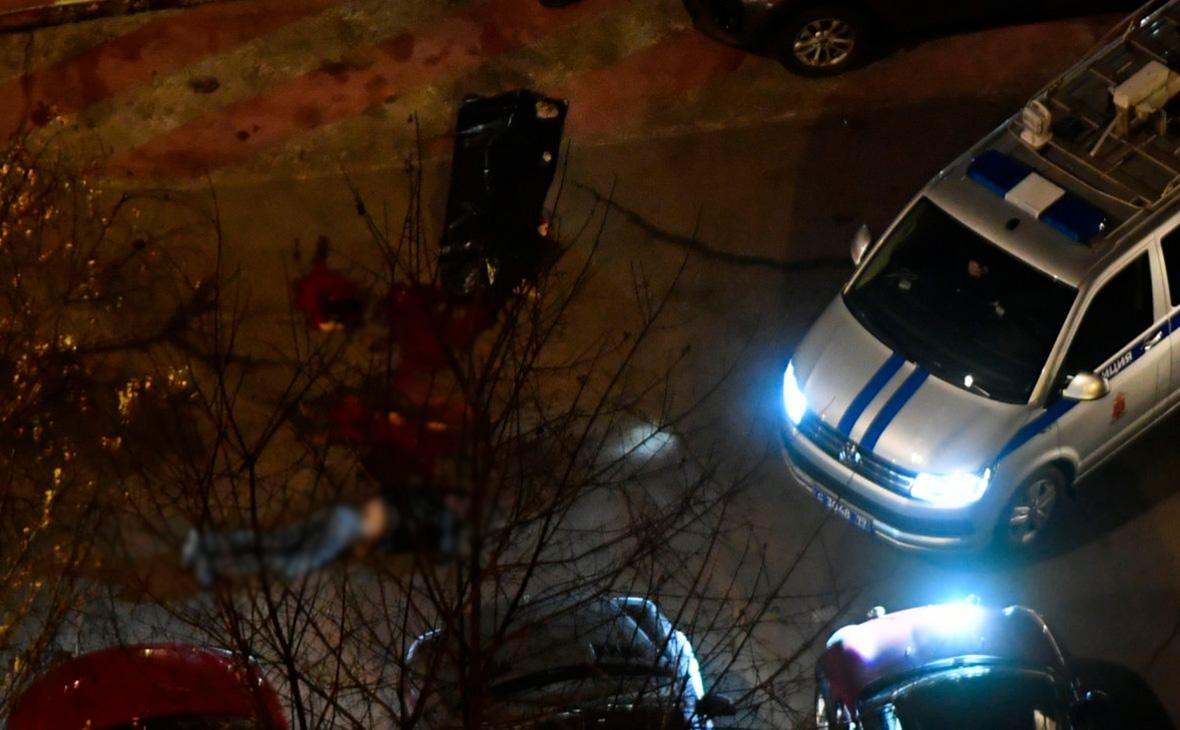 Тело убитого руководителя центра противодействия экстремизму МВД Ингушетии Ибрагима Эльджаркиева