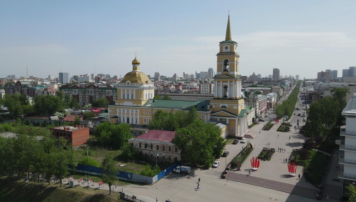На архитектурную подсветку в центре Перми потратят более миллиарда рублей