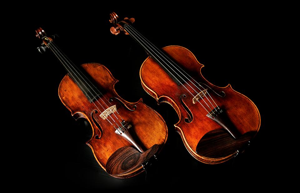 Скрипки Страдивари