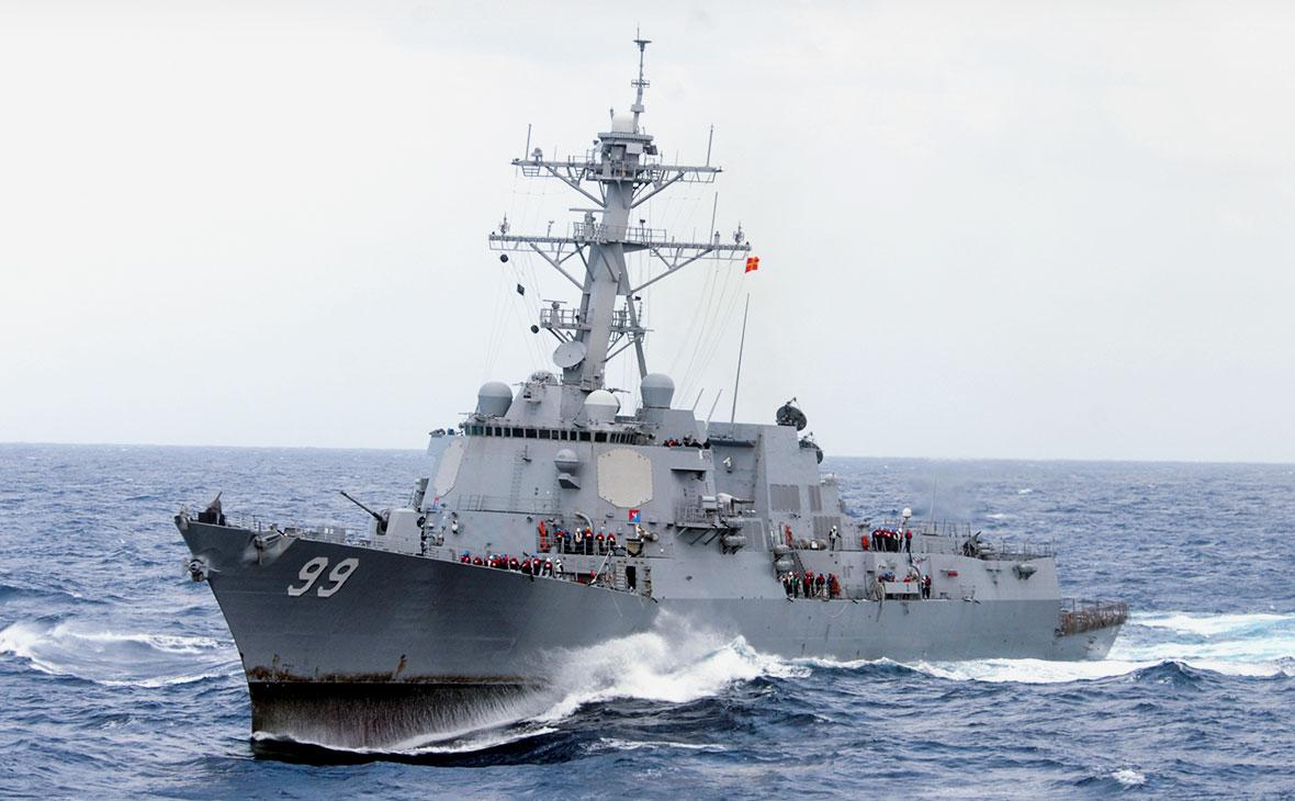 Фото: Aaron Chase / U.S. Navy / Reuters