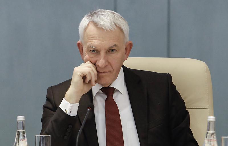 Генеральный директор Национального медицинского исследовательского центра имени Алмазова Евгений Шляхто