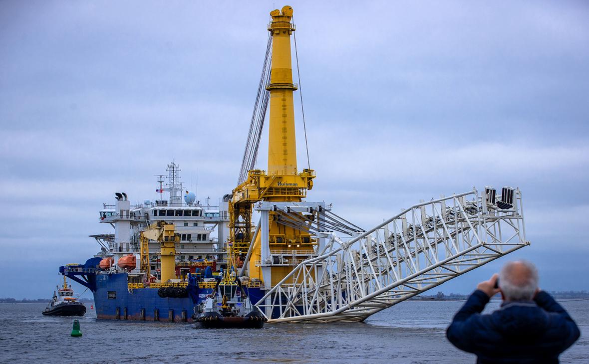 США ввели санкции против российских судов и компаний из-за Nord Stream