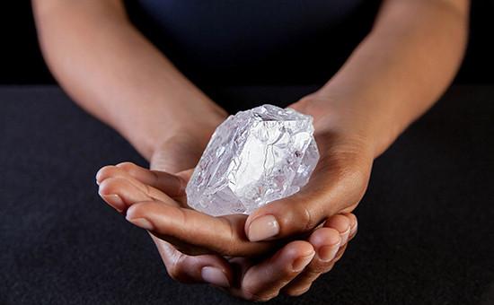 Алмаз Lesedi la Rona