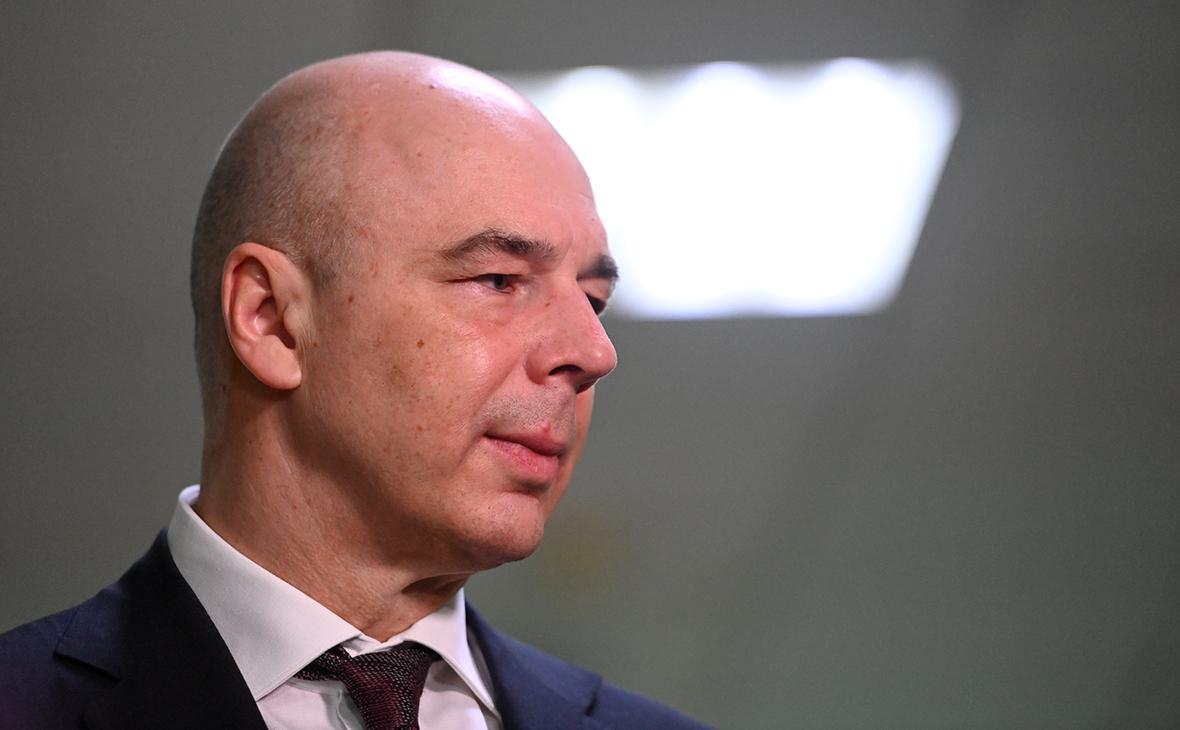 Силуанов оценил стоимость социальных инициатив Путина для бюджета