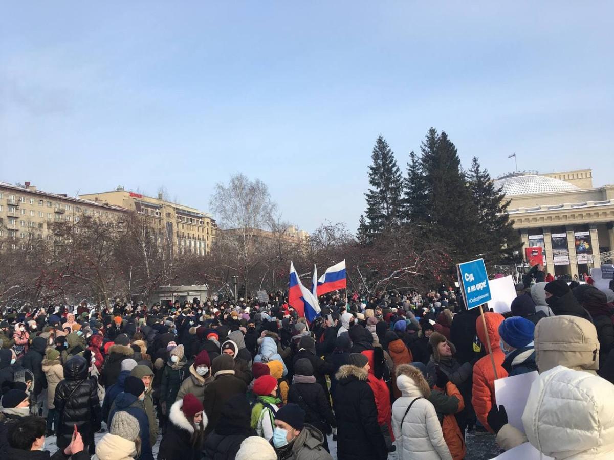 Фото: все : Михаил Шестаков / РБК Новосибирск