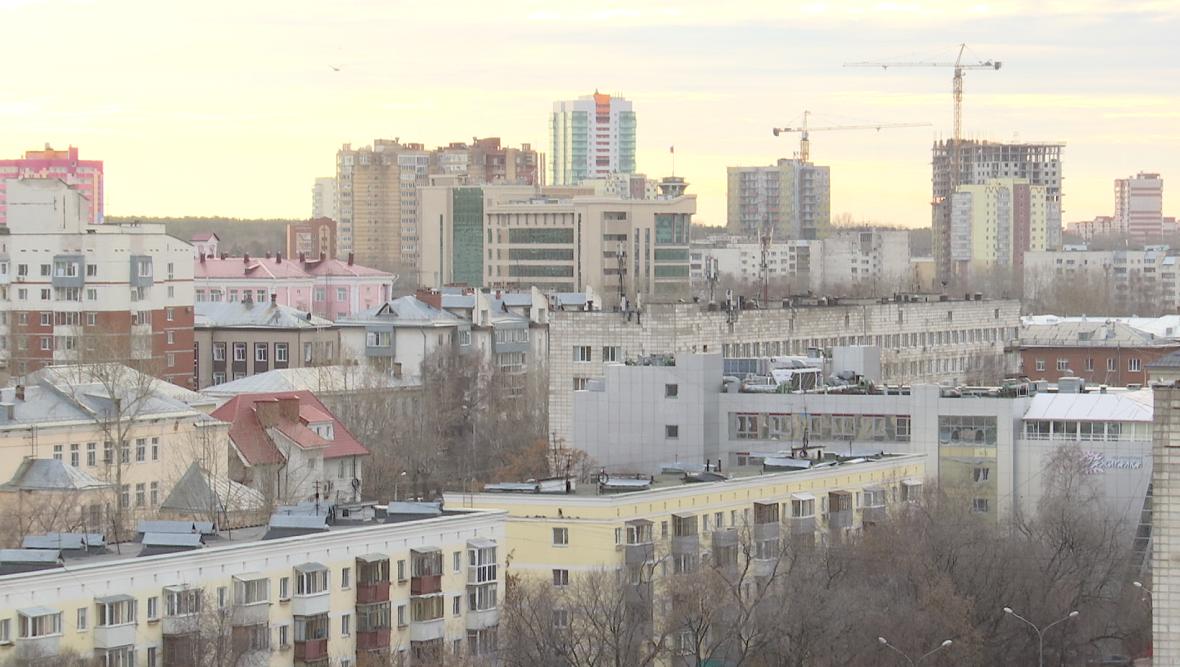 В Пермском крае жилищный фонд за 10 лет увеличился на 13%