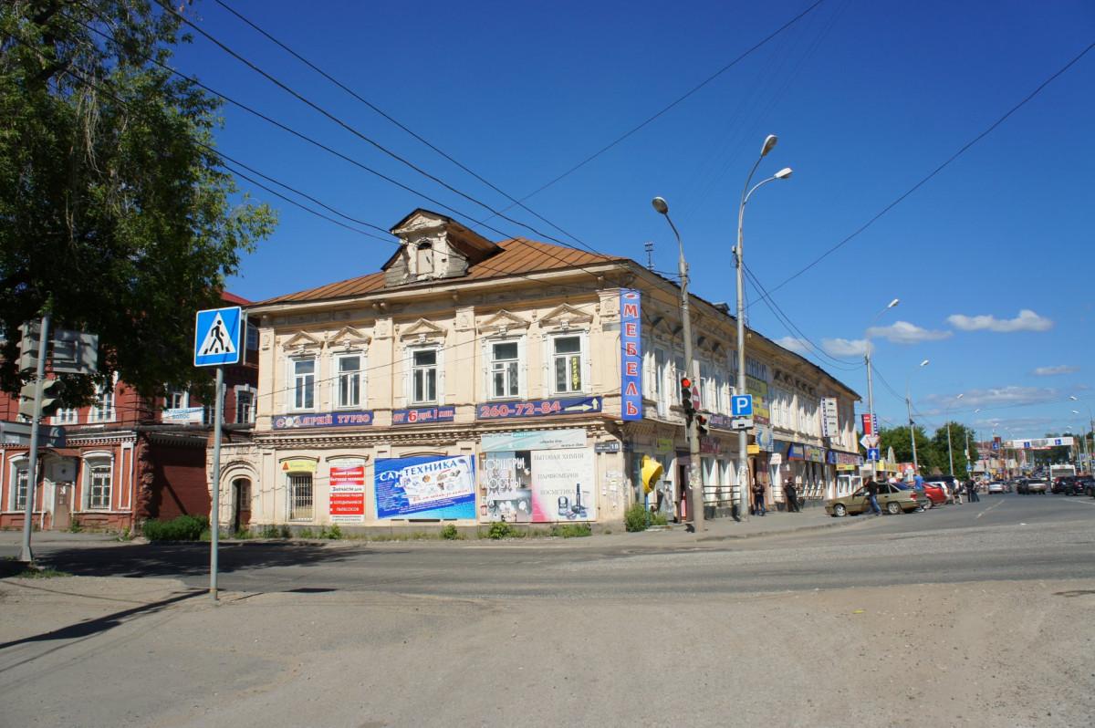 Суд обязал вернуть в нормативное состояние памятник архитектуры в Перми