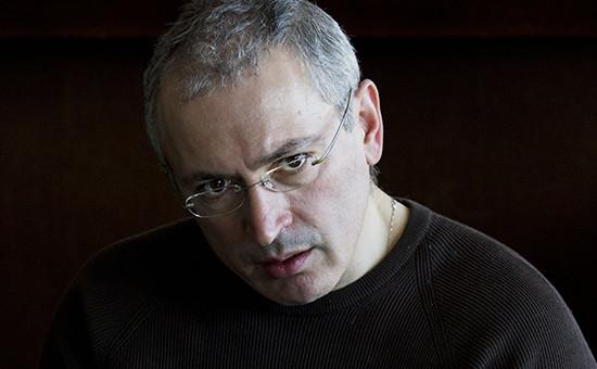 Основатель и бывший совладелец ЮКОСа Михаил Ходорковский
