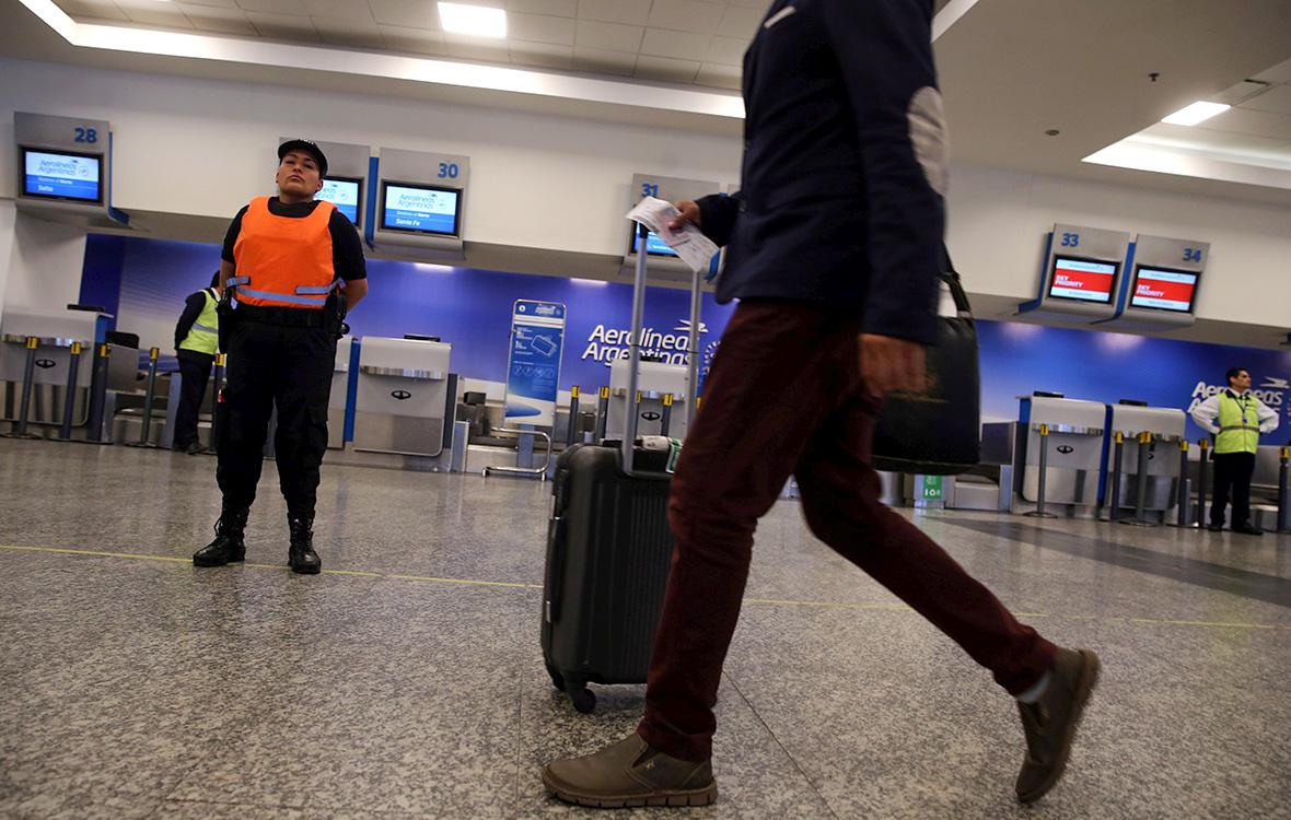 Аэропорт Буэнос-Айреса