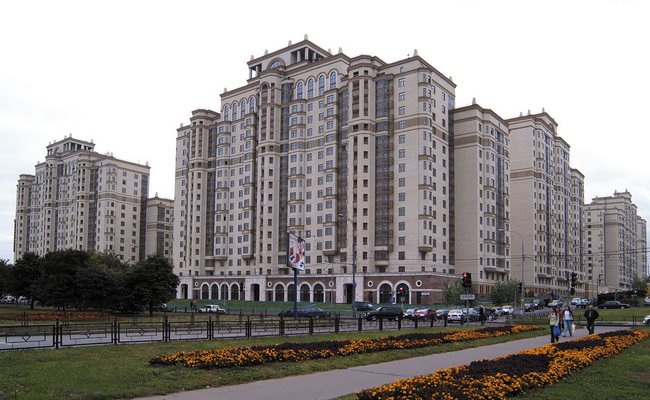Жилой комплекс «Шуваловский»