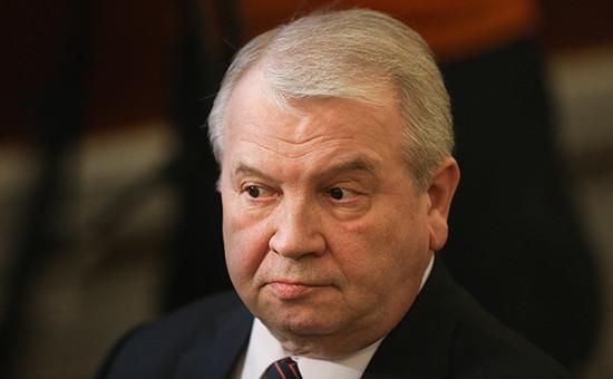 Руководитель Службы экономической безопасности ФСБ РФ Юрий Яковлев