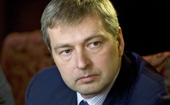 Бывший совладелец «Уралкалия» Дмитрий Рыболовлев