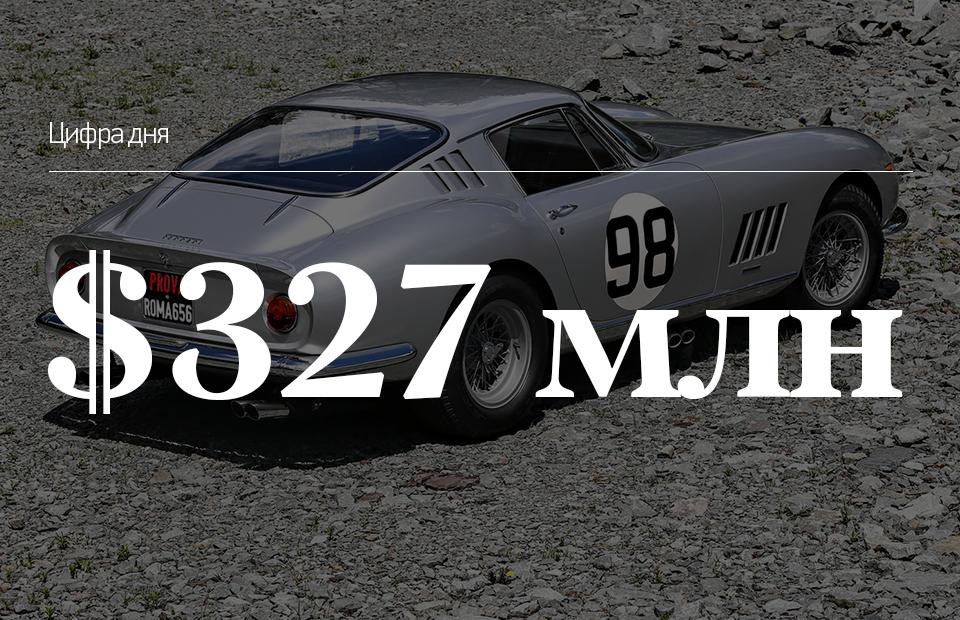 Ferrari 275 GTB/C, 1966