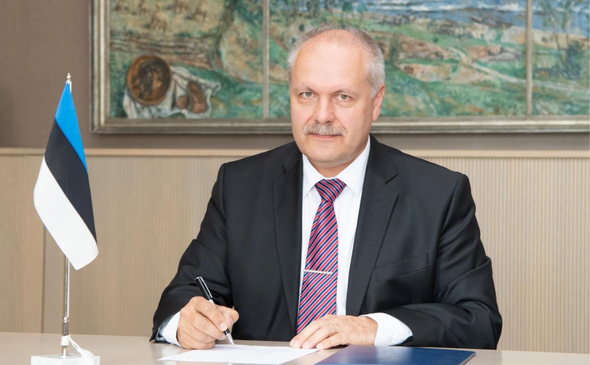 Спикер парламента Эстонии напомнил о территориальных претензиях к России