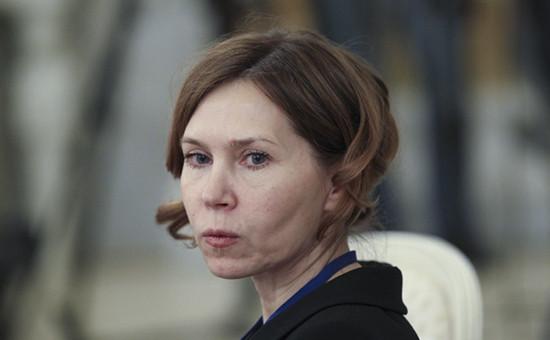 Бывший вице-президент «Роснефти» Лариса Каланда