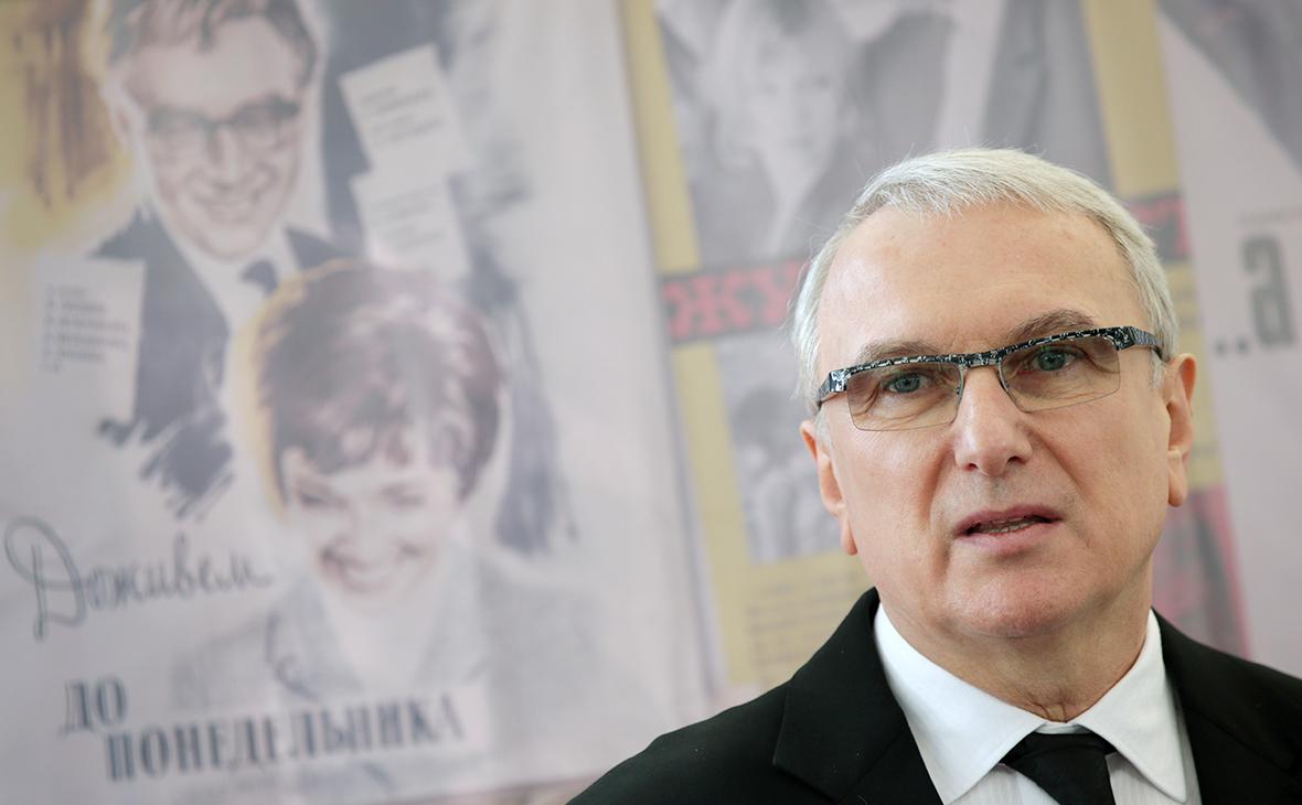 Сергей Зернов