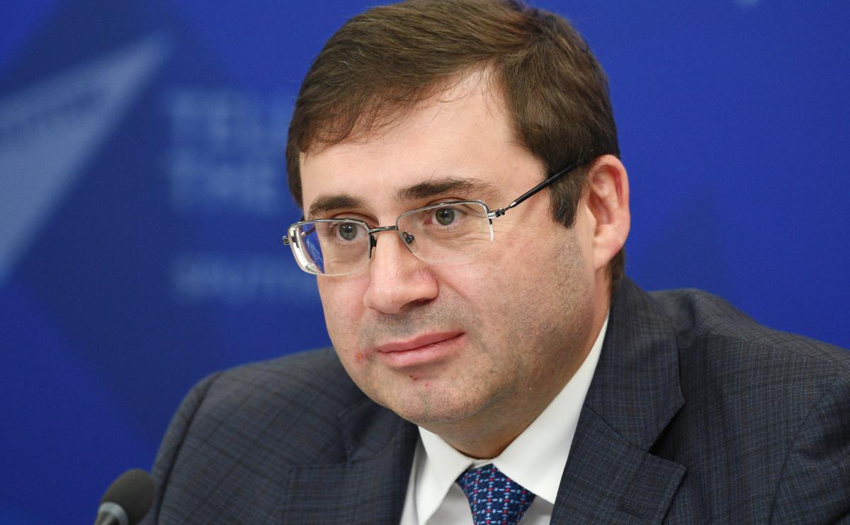 Сергей Швецов