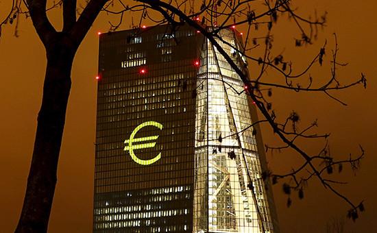 Штаб-квартира ЕЦБ воФранкфурте