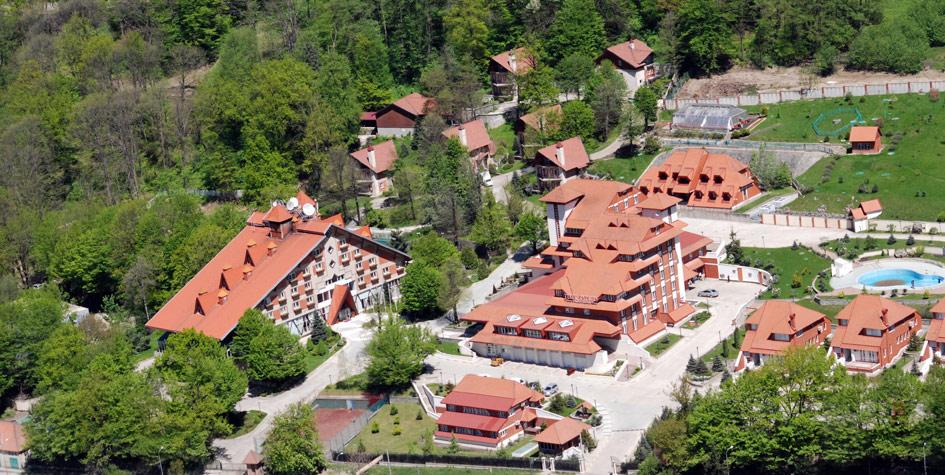 Горная гостиница «Пик отель» в Красной Поляне