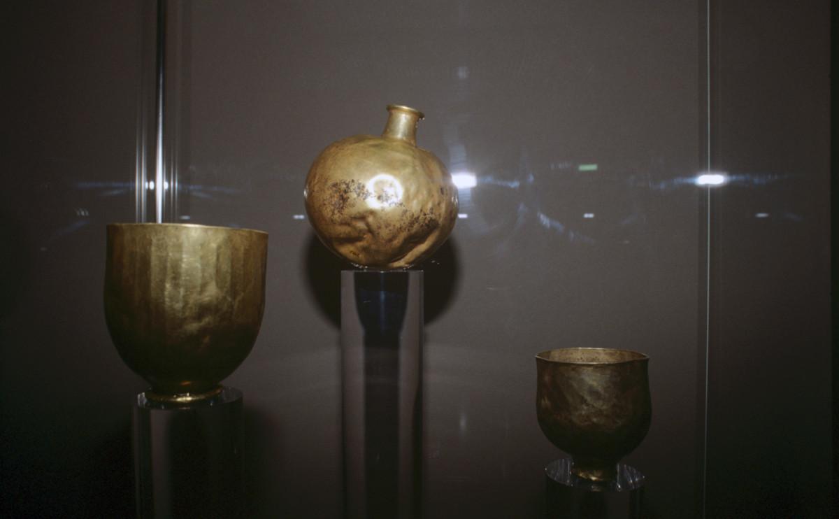 «Клад Шлимана» в Пушкинском музее