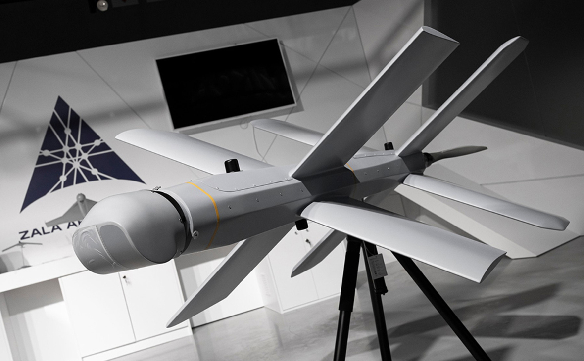Ударный беспилотник «ZALA Ланцет»