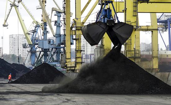 Судно с углем из ЮАР прибыло в украинский порт. Архив