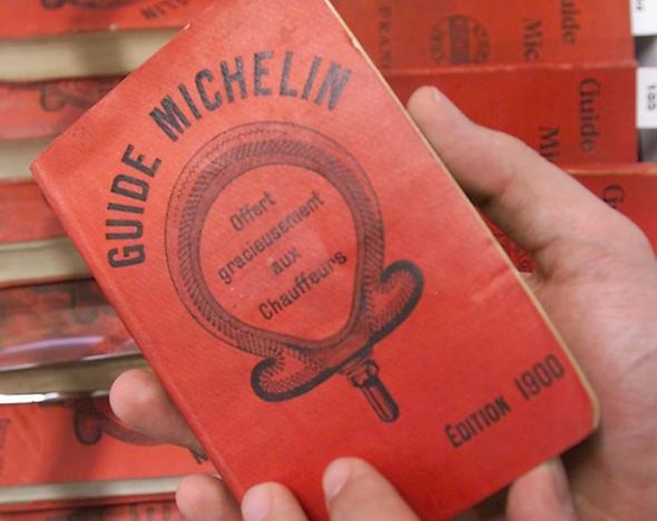 Фото: Michelin (Paris Auction)