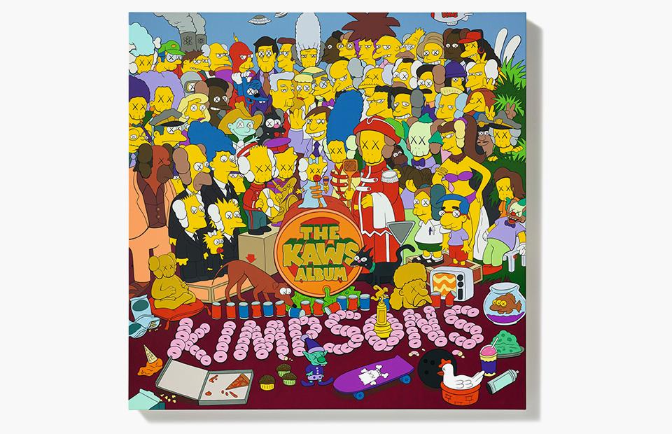KAWS (Брайан Доннелли),The KAWS Album