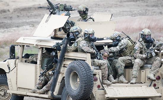 Учения НАТО в Польше. Июнь 2015 года