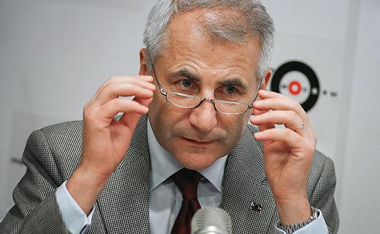 Посол Евросоюза в России Вигаудас Ушацкас