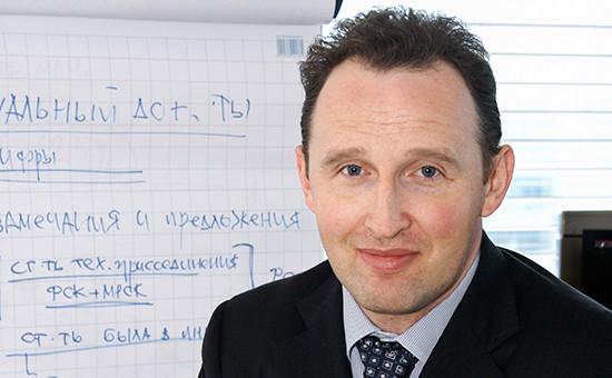 Гендиректор «ВымпелКома» Михаил Слободин