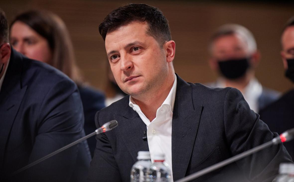Зеленский утвердил стратегию для «возвращения» Крыма и вступления в НАТО