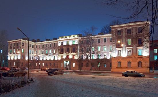 Санкт-Петербургский государственный университет имени И.П. Павлова