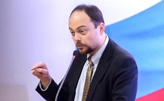Владимир Кара-Мурза—младший. Декабрь 2016 года