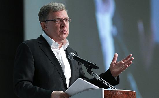 Глава Центра стратегических разработок Алексей Кудрин
