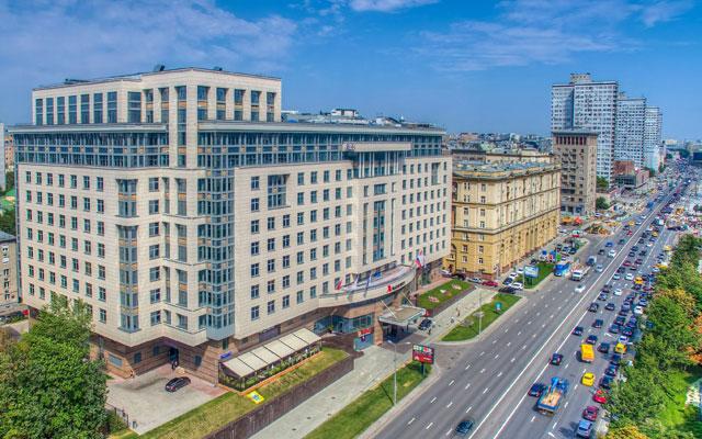 Апарт-комплекс на Новом Арбате