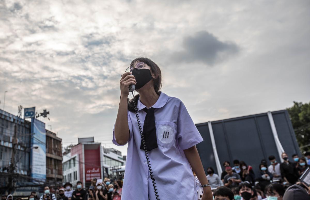Протесты в Бангкоке, Тайланд