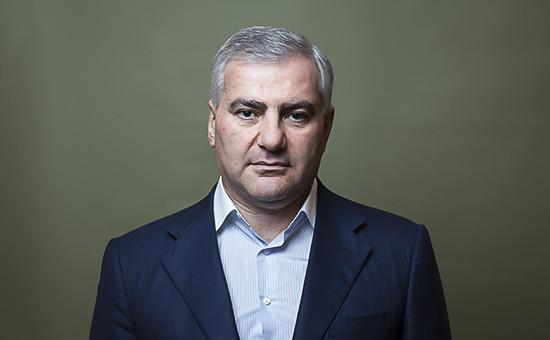 Основатель группы «Ташир» Самвел Карапетян