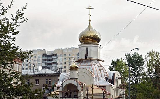 Фото: Дмитрий Духанин / «Коммерсантъ»