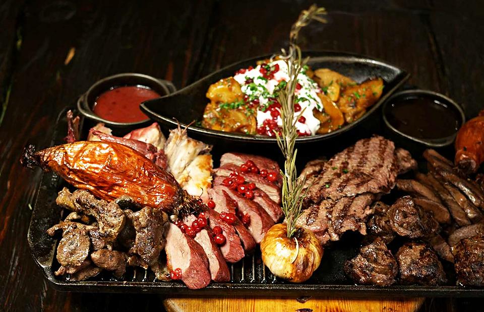 Фото: пресс-служба ресторана «Экспедиция. Северная кухня»