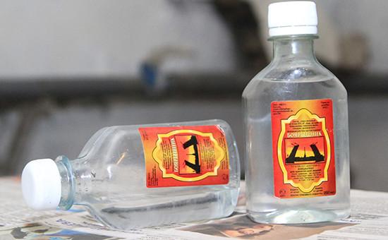 Бутылки концентрата дляпринятия ванн «Боярышник»